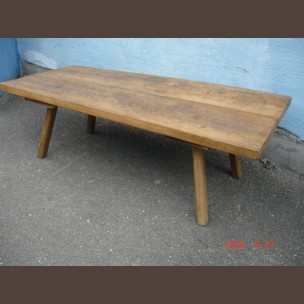 Dohányzó asztal /eredeti, viaszolt késztermék