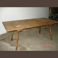 Country pine cofee table /original item, waxfinished condition
