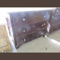 3-drawer Pine Chest of Drawers