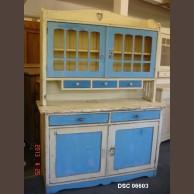 Kék konyhabútor